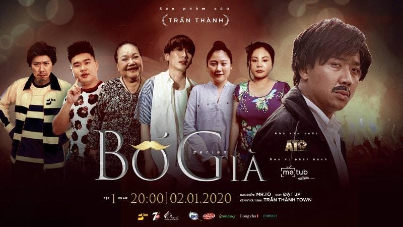 Review phim Bố Già (2021)