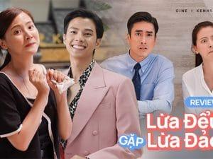 Review Lừa Đểu Gặp Lừa Đảo (2020)