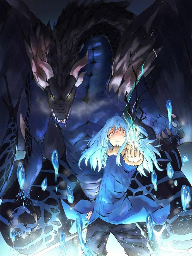 Rimuru và Veldora