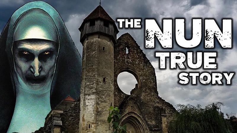 The Nun được truyền cảm hứng từ câu chuyện có thật.