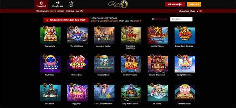 Đánh giá trải nghiệm tại Live Casino House