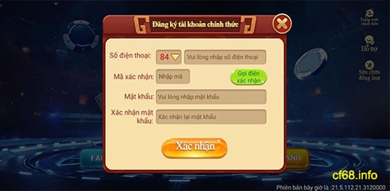 Trang tải game số 1 Việt Nam: CF68 - Đổi thưởng siêu tốc