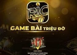 Ric Win - Cổng game đánh bài nạp rút tiền thật 1-1